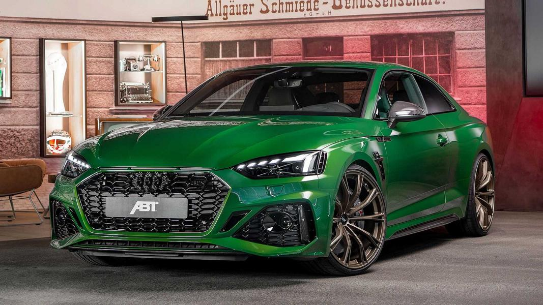 2020 ABT Sportsline Audi RS5 Coupe B9 Tuning 1 ABT Sportsline Audi RS5 Coupe with body kit and 530 PS!