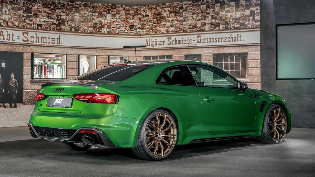 2020 ABT Sportsline Audi RS5 Coupe B9 Tuning 3 ABT Sportsline Audi RS5 Coupe mit Bodykit und 530 PS!