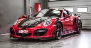 2020 TECHART Porsche GTstreet R 911 991.2 Tuning Header 310x165 TECHART Porsche GTstreet R im Actionfilm Asphalt Burning!