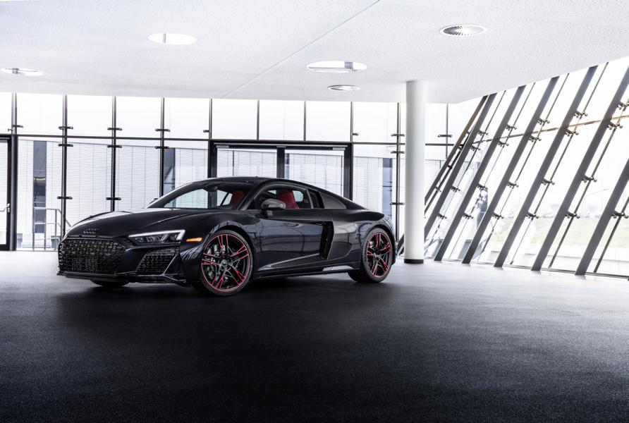 2021 Audi R8 RWD V10 Limited Panther Edition 1 2021 Audi R8 RWD V10 als Limited Panther Edition!