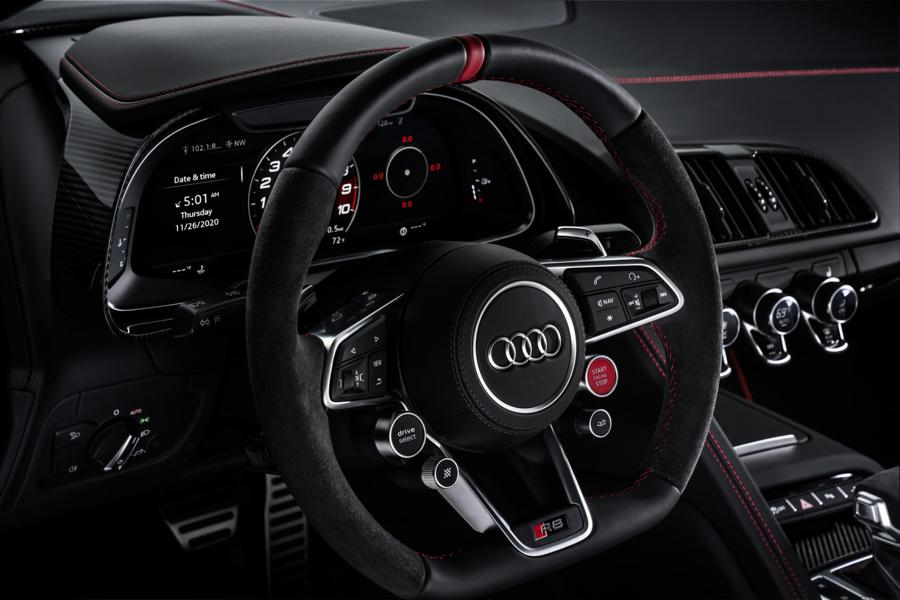 2021 Audi R8 RWD V10 Limited Panther Edition 12 2021 Audi R8 RWD V10 als Limited Panther Edition!