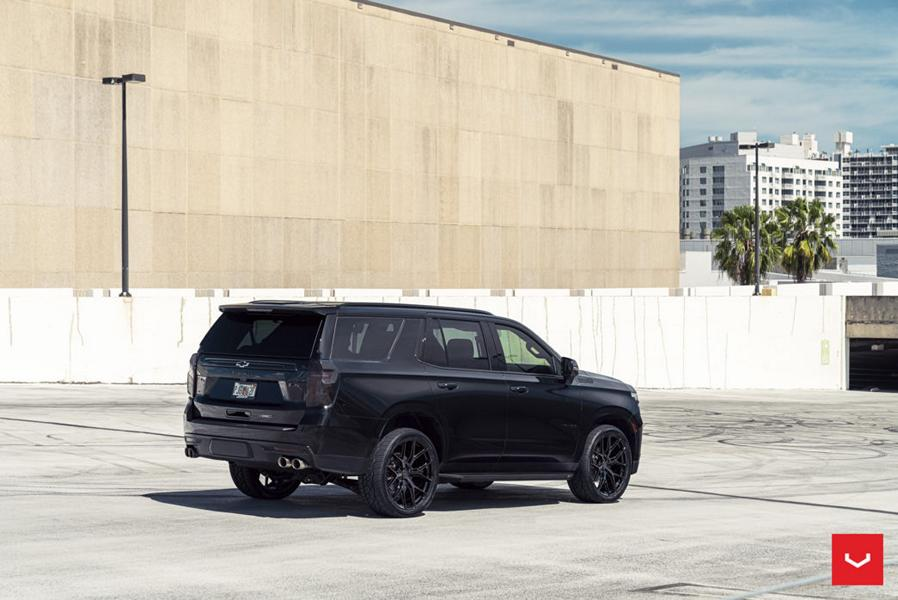 2021 Chevrolet Tahoe Vossen HF6 4 rims 24 inch tuning 8 car loan: What if it crashes during the term?