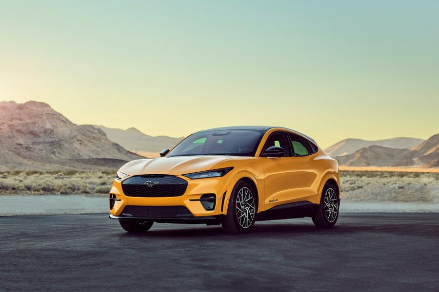 2021 Ford Mustang Mach E GT als Performance Edition 1 Mehr NM! 2021 Ford Mustang Mach E GT als Performance Edition!