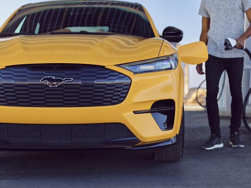 2021 Ford Mustang Mach E GT als Performance Edition 2 Mehr NM! 2021 Ford Mustang Mach E GT als Performance Edition!