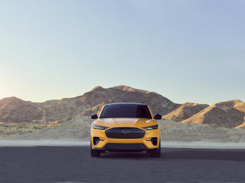 2021 Ford Mustang Mach E GT als Performance Edition 3 Mehr NM! 2021 Ford Mustang Mach E GT als Performance Edition!
