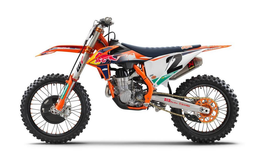 2021 KTM 450 SX F Factory Edition 4 2021 KTM 450 SX F Factory Edition with factory performance!