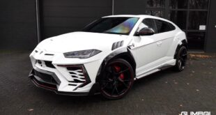 ABT Chiptuning on the Mansory Venatus Lamborghini Urus Widebody 310x165 Video: 757 PS BMW X3 M Competition from BK Performance!