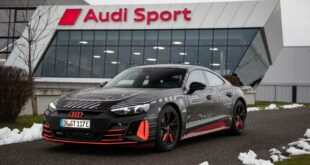 Audi e tron ​​GT production 14 310x165 starting shot The Audi e tron ​​GT goes into production!