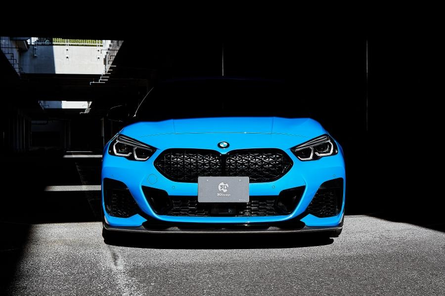 BMW 2 Series Gran Coupe F44 Bodykit 3D Design 13 Car financing without Schufa possible and recommended?