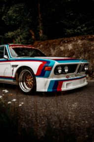 BMW 3.0 CSL E9 Group 5 Replika E34 M5 Triebwerk 6 190x285 BMW 3.0 CSL E9 Group 5 Replika mit E34 M5 Triebwerk!