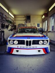 BMW 3.0 CSL E9 Group 5 Replika E34 M5 Triebwerk 8 190x253 BMW 3.0 CSL E9 Group 5 Replika mit E34 M5 Triebwerk!