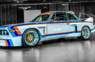 BMW 3.0 CSL E9 Group 5 Replika E34 M5 Triebwerk Header 310x205 BMW 3.0 CSL E9 Group 5 Replika mit E34 M5 Triebwerk!