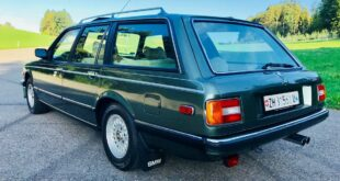 BMW 735i Touring E23 Conversion Tuning Kombi Header 310x165 For pleasure in the truck BMW 735i Touring is for sale!