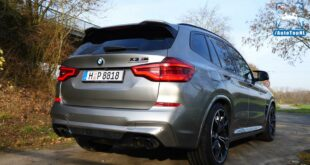 BMW X3 M Competition BK Performance  310x165 Video: 757 PS BMW X3 M Competition von BK Performance!