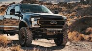 Baja Forged Ford F 250 Pickup 37 Zoll Tuning Offroad 7 190x107 Heftiger Baja Forged Ford F 250 Pickup auf 37 Zoll Rädern!
