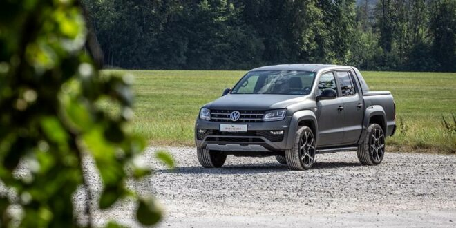 VW Amarok on 22 inch Barracuda Ultralight Project X Alus!