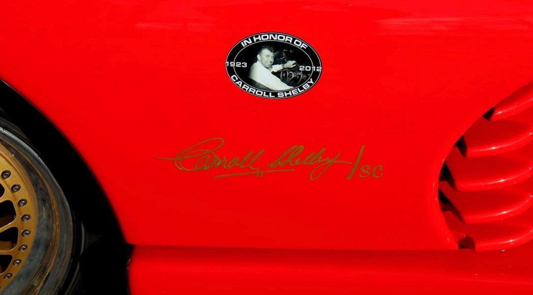 Dodge Viper Shelby GTS CS 11 Einzelstück   Dodge Viper Shelby GTS / CS wird verkauft!