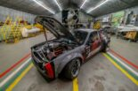 Drift Team SWISS PUNISHER redeye28 Tuning Driftcar 24 155x103 Drift Team «SWISS PUNISHER» fährt mit neuem Monster in die Driftsaison 2021