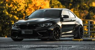 F87 BMW M2 Competition Thunder Edition Schwarz Header 310x165 BMW M2 Comp. Thunder Edition mit dunklen Akzenten!