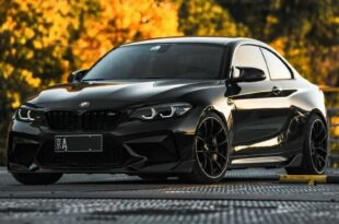 F87 BMW M2 Competition Thunder Edition Schwarz Header 310x205 BMW M2 Comp. Thunder Edition mit dunklen Akzenten!