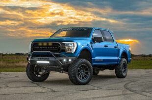Ford F 150 2021 Tuning Hennessey Venom 800 Compressor V8 3 310x205 Ford F 150 as Hennessey Venom 800 with Compressor!