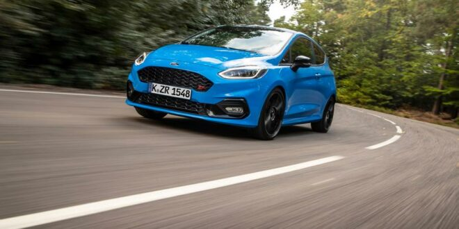 Ford Fiesta ST Edition - with adaptable dampers!