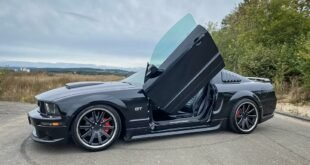 Ford Mustang GT 20 Zoll DeVille Inox 1 310x165 Wheels4you Ford Mustang GT auf 20 Zoll DeVille Inox Alus!