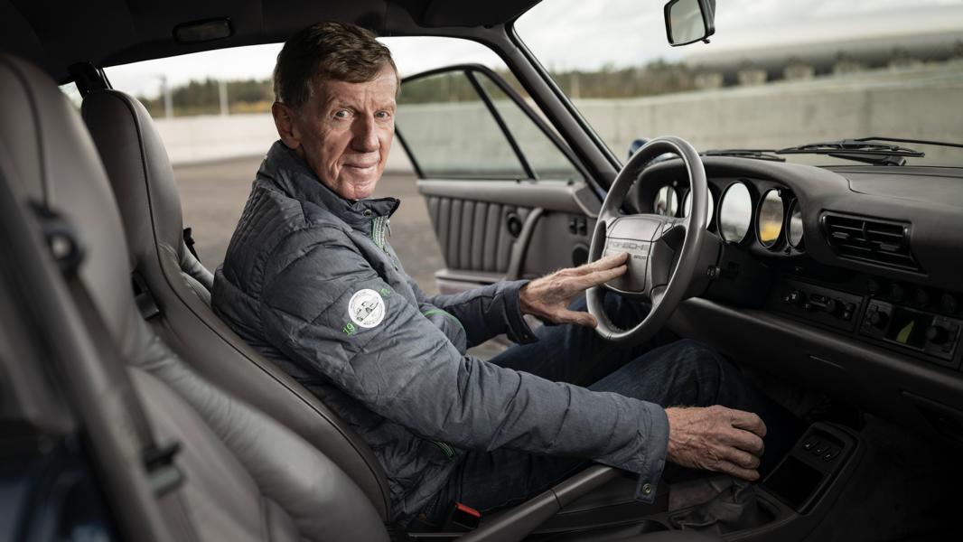 Geschichtsstunde Walter Roehrl Porsche Turbo 19 Geschichtsstunde mit Walter Röhrl – Turbo Tempo!