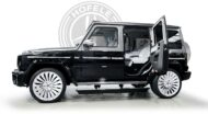 Hofele Ultimate HG Mercedes G Class W463A Tuning 5 190x104 Luxury box with suicide doors Hofele Ultimate HG!