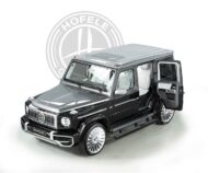 Hofele Ultimate HG Mercedes G Class W463A Tuning 7 190x158 Luxury box with suicide doors Hofele Ultimate HG!