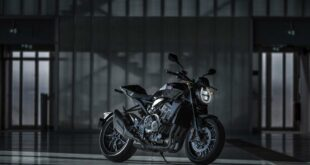 Honda CB1000R Mj. 2021 Black Edition Tuning 20 310x165 Euro 5 and chassis upgrade the Honda CBR 650R (2021)