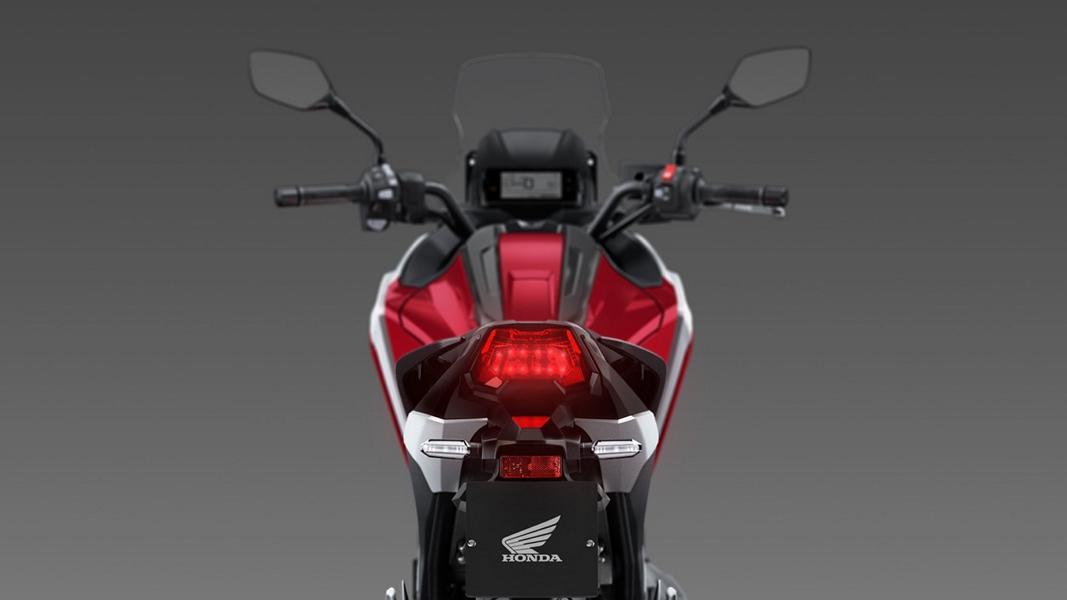 Honda NC750X Modelljahr 2021 51 Der Allrounder von Honda   die NC750X Modelljahr 2021