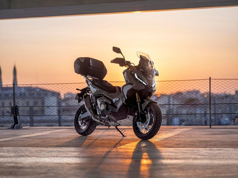 Honda X ADV model year 2021 21 Fit for the terrain: The Honda X ADV model year 2021
