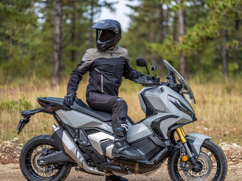 Honda X ADV model year 2021 22 Fit for the terrain: The Honda X ADV model year 2021