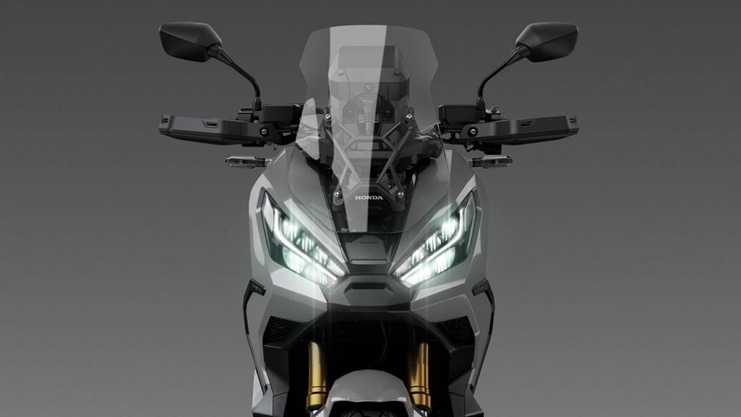 Honda X ADV model year 2021 28 Fit for the terrain: The Honda X ADV model year 2021