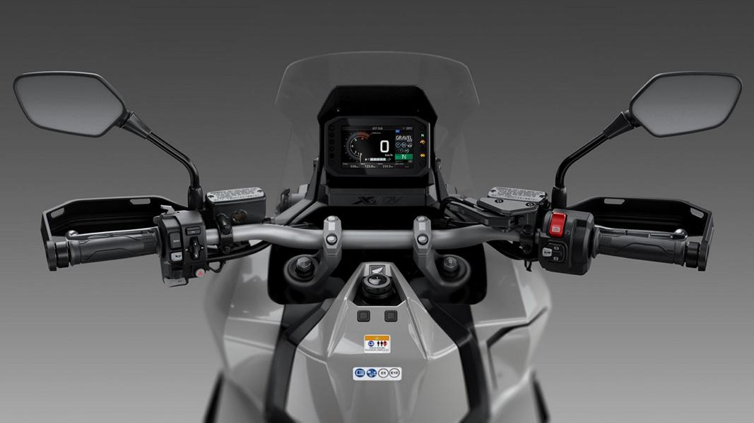 Honda X ADV model year 2021 31 Fit for the terrain: The Honda X ADV model year 2021