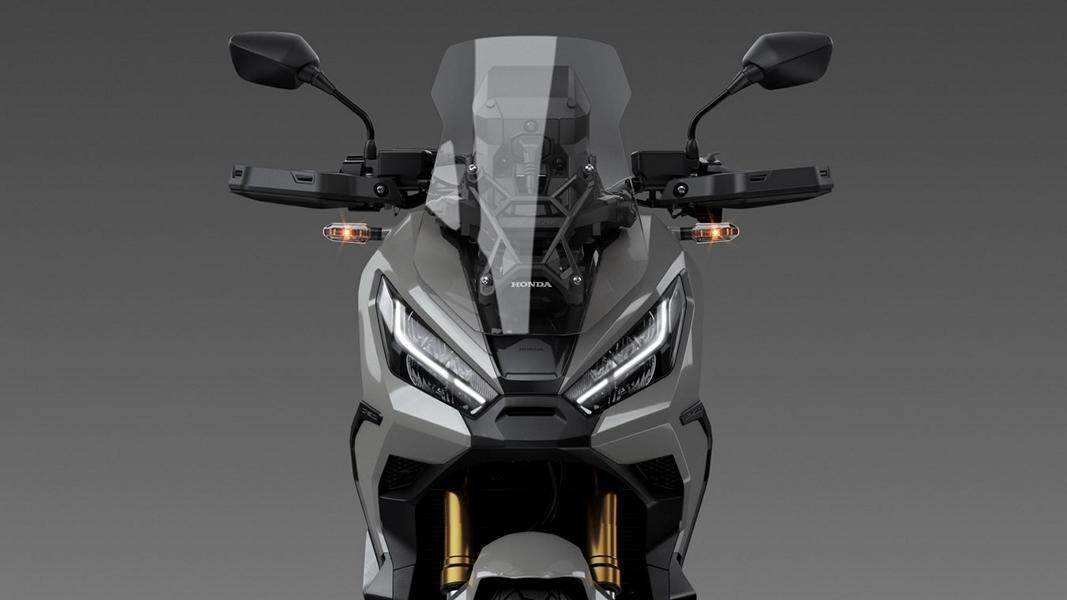 Honda X ADV model year 2021 38 Fit for the terrain: The Honda X ADV model year 2021