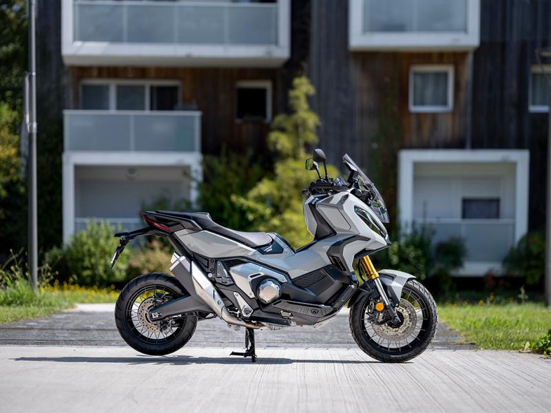Honda X ADV model year 2021 40 Fit for the terrain: The Honda X ADV model year 2021