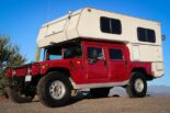 Hummer H1 Callen Campers body 15 155x103 Hummer H1 with Callen Campers body for sale!