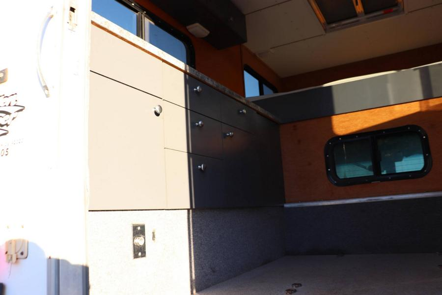 Hummer H1 Callen Campers body 18 Hummer H1 with Callen Campers body for sale!