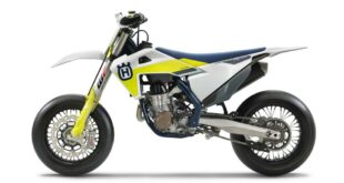 Husqvarna FS 450 model year 2021 1 310x165 Husqvarna FS 450 new supermoto for the year 2021!