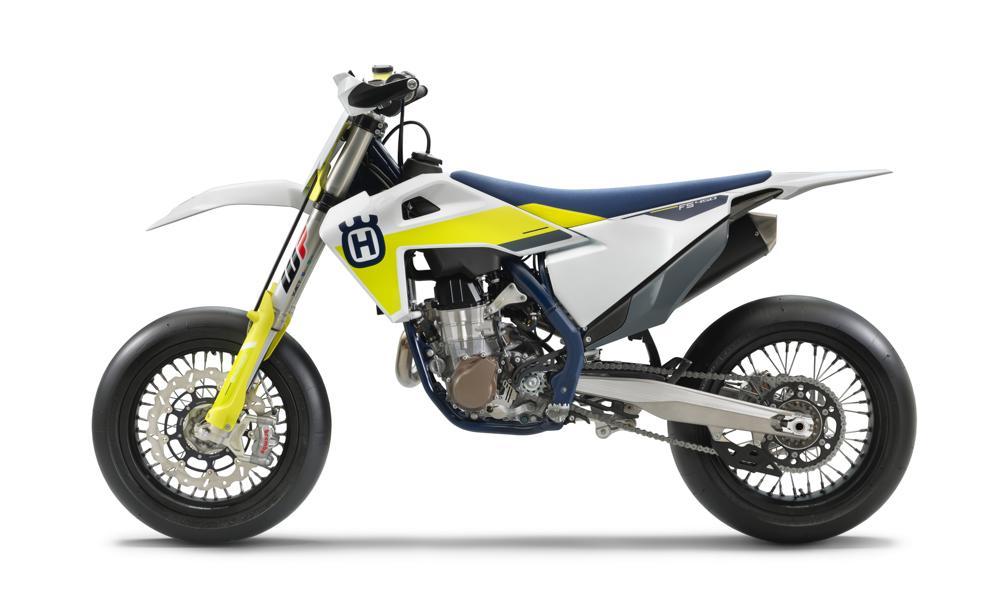 Husqvarna FS 450 Modelljahr 2021 1 Husqvarna FS 450   neue Supermoto für das Jahr 2021!