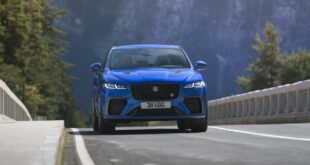 Jaguar F Pace SVR 2021 Facelift 4 310x165 New Jaguar F Pace SVR is faster and even more powerful!