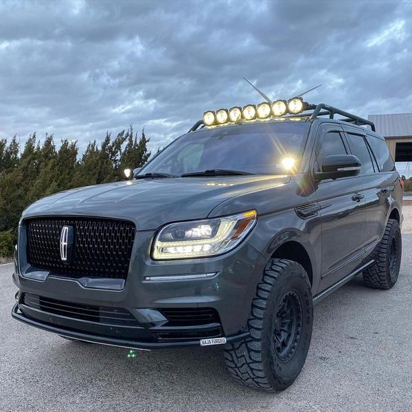 Lincoln Navigator Offroad Toyo Tuning 1 Luxusliner mit Offroad Qualitäten! Lincoln Navigator!