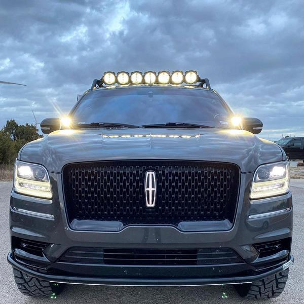 Lincoln Navigator Offroad Toyo Tuning 2 Luxusliner mit Offroad Qualitäten! Lincoln Navigator!