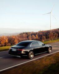 Lorinser LM2R Felgen Mercedes Benz S Klasse W223 8 190x238 Lorinser LM2R Felgen an der Mercedes Benz S Klasse W223!