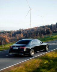 Lorinser LM2R Felgen Mercedes Benz S Klasse W223 9 190x238 Lorinser LM2R Felgen an der Mercedes Benz S Klasse W223!