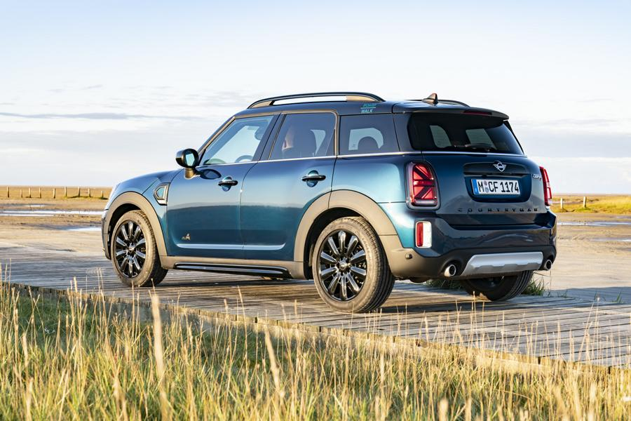 MINI Countryman Boardwalk 2021 65 Which car loan is best for used car financing?
