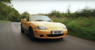 Mazda MX 5 Roadster E vehicle E car conversion 2 310x165 Retro: Hurtan Grand Albaycin based on the Mazda MX 5!