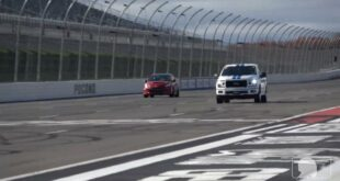 Mazdaspeed3 vs. 750 PS Ford F 150 V8 310x165 Video: 650 PS Mazdaspeed3 vs. 750 PS Ford F 150 V8!